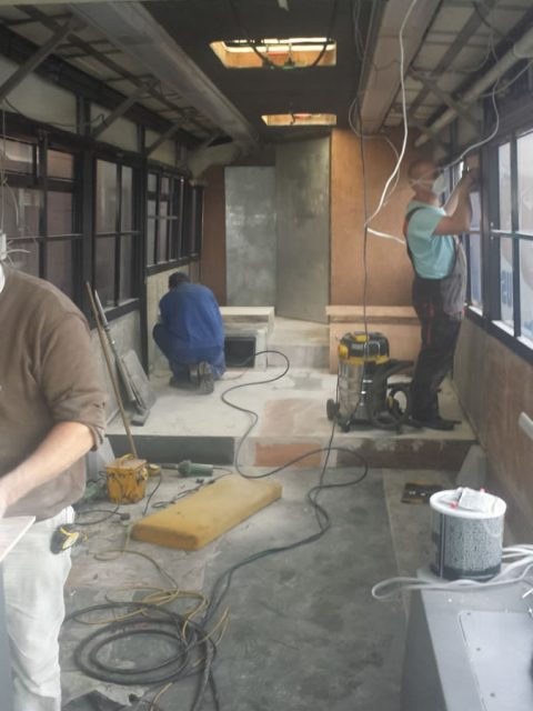 Interior Conversion 3 (before)